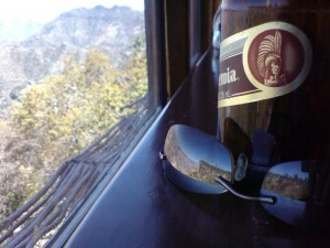 Beer, Copper Canyon, Mexico