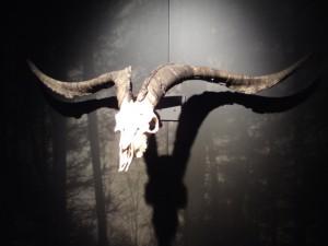 Exhibit in Zugarramurdi Witch Museum