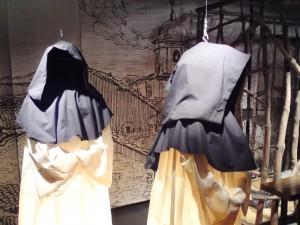 Cloaks of the Inquisitors, Witch Museum, Zugarramurdi