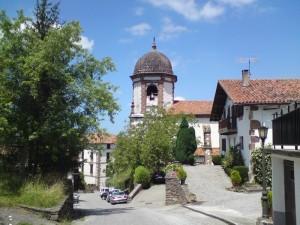 Zugarramurdi Church