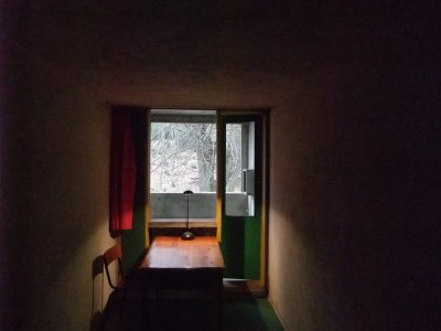 Monastic Cell at La Tourette